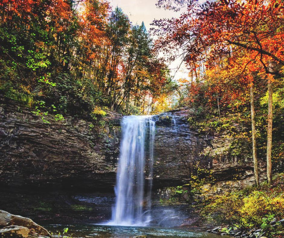 Chattanooga Waterfalls
